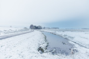 Winter in Friesland